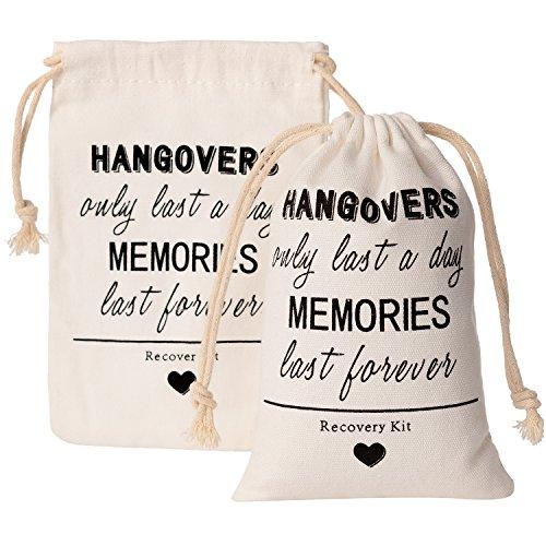 Crisky Hangover Bachelorette Decorations Hangovers