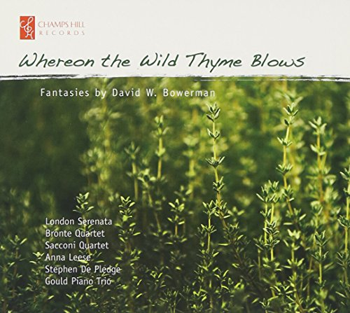 Whereon the Wild Thyme Blows - Mastersong Cd