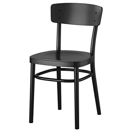 Stupendous Amazon Com Idolf Chair Black Kitchen Dining Alphanode Cool Chair Designs And Ideas Alphanodeonline