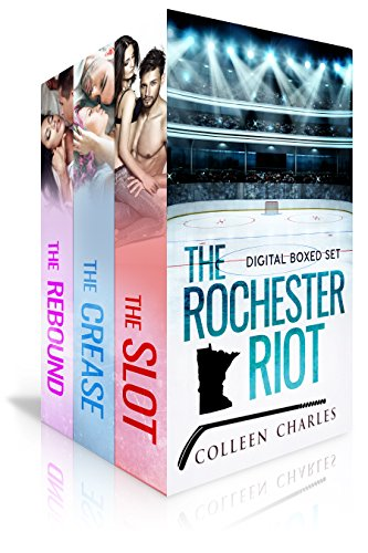 99¢ – The Rochester Riot Digital Boxed Set: The Slot – The Crease – The Rebound