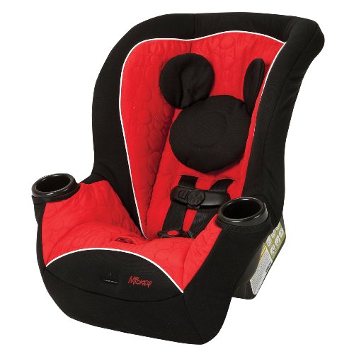 Disney APT Convertible Car Seat, Mouseketeer Mickey (Safety 1st On The Go Fold Up Booster)