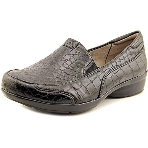 Naturalizer Channing Slip-on Loafer Brown Croc