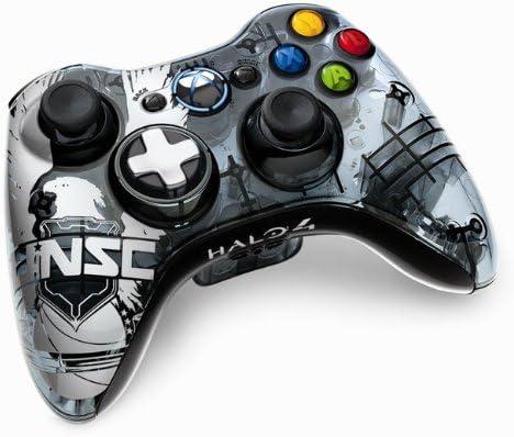 Microsoft Xbox 360 Halo 4 - Volante/mando (Palanca de mando ...