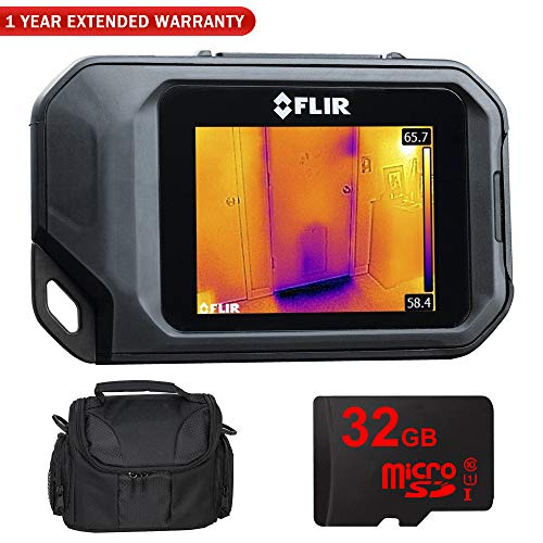FLIR C2 Compact Full-Featured Thermal Imaging System (72001-0101)