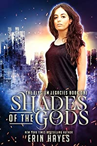 Shades Of The Gods by Erin Hayes ebook deal