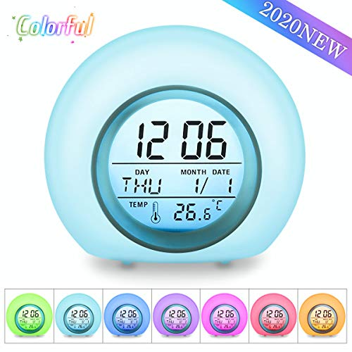 Outerdo Kids Alarm Clock