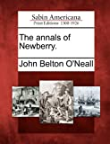 The Annals of Newberry, John Belton O'Neall, 1275769888