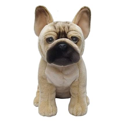 French Bulldog Soft Plush Toy Dog Stuffed Animal 12 in / 30 cm
