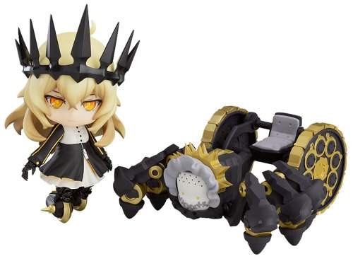 Good Smile Black Rock Shooter Chariot with Mary Nendoroid Figure