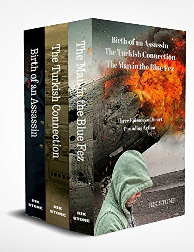 Birth of an Assassin, Books 1-3 (Birth of an Assassin Novels) by [Stone,Rik]