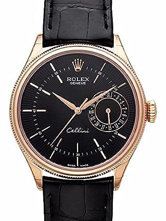new product b153f 35a12 Amazon | ROLEX チェリーニ デイト (Cellini Date) [新品] / Ref ...