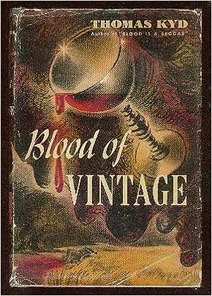 Jaguar Main Line >> Blood Of Vintage Main Line Mystery Thomas Kyd Amazon Com