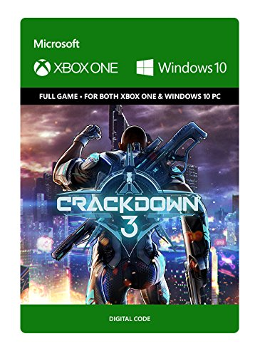 Crackdown 3: Standard Edition - Xbox One/Windows 10 Digital Code by Microsoft