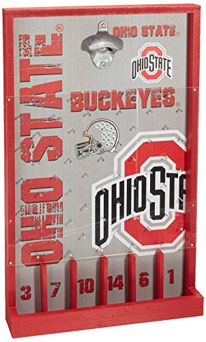 FOCO Ohio State Bottle Opener Sign Game by FOCO
