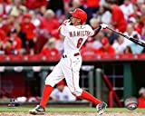 "Billy Hamilton Cincinnati Reds 2016 MLB Action Photo (Size: 8"" x 10"")"