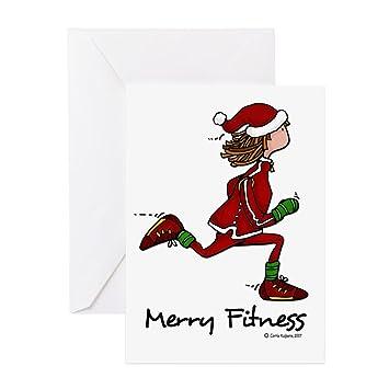 fitness birthday cards