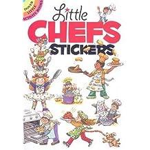 Little Chefs Stickers