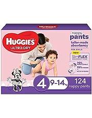 Huggies Ultra Dry Nappy Pants Girl