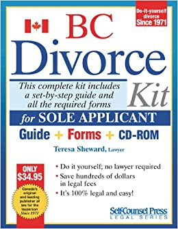 Divorce kit for bc sole teresa sheward 9781551806297 books divorce kit for bc sole teresa sheward 9781551806297 books amazon solutioingenieria Image collections