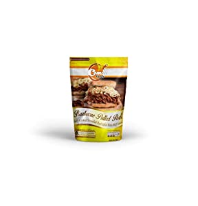 Comal Traditional Foods |Tasty and Flavorful BBQ pulled pork | Ready-to-eat | No Preservatives| 8oz (Pack of 2)