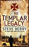 Front cover for the book The Templar Legacy by Steve Berry
