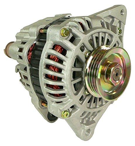 DB Electrical AMT0097 New Alternator For Mitsubishi Mirage 1.8L 1.8 98 99 00 01 02 1998 1999 2000 2001 2002, 2.0L 2.0 Mitsubishi Lancer 02 03 04 2002 2003 2004 A2TA5391 A2TB0892 A2TB7391 1-2204-01MI