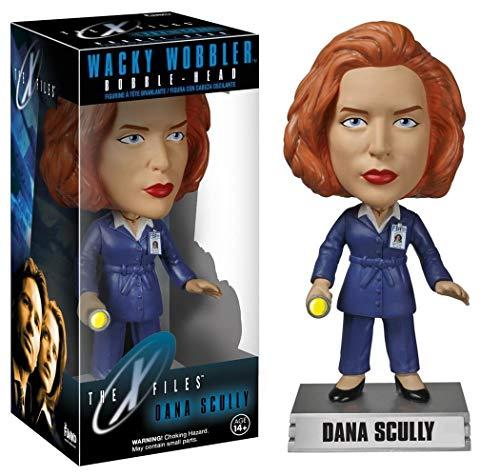 X-Files Dana Scully Bobble Head