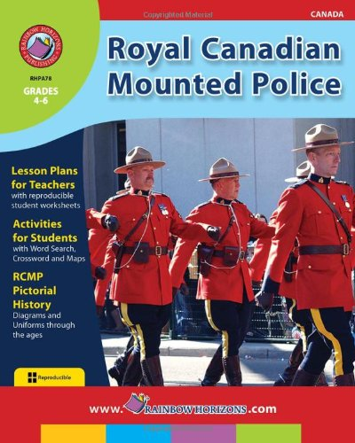 Royal Canadian Mounted Police: Doug Sylvester: 9781553190127 ...