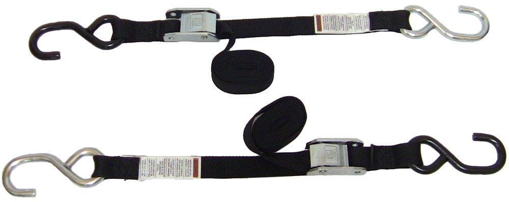 Ancra 47295-10 Black ''Lites'' Tiedowns