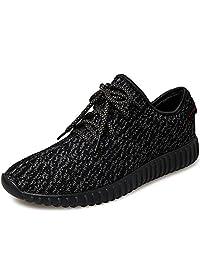 SITYLE Men Women Unisex Fashion Sneakers Couple Casual Breathable Athletic Sports Shoes