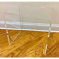 Lucite Nesting Table 16x 16 x 12 (1)