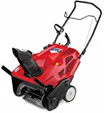 Troy-Bilt Squall 2100 208cc 4-cycle Electric Start Single-Stage Snow Thrower