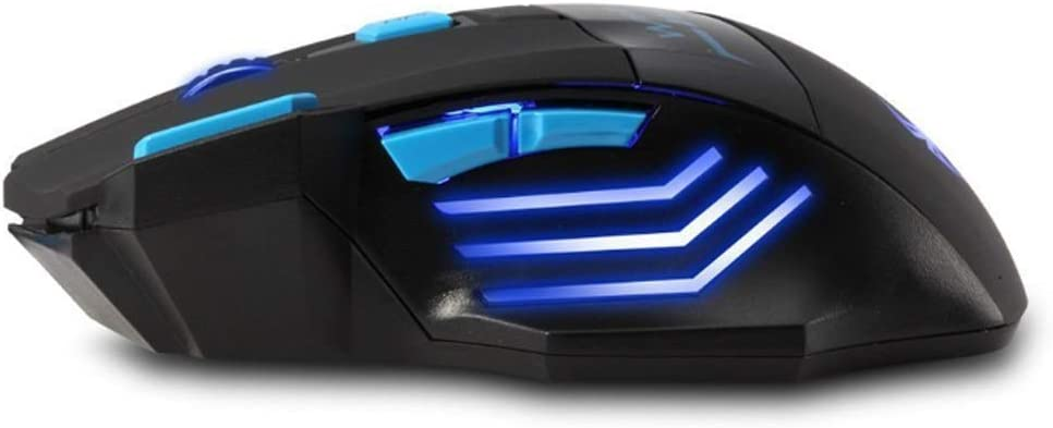 YYZLG F14 Wireless Gaming Mouse Wireless Mouse Backlit Electric Mouse