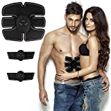 Abdominal Toning Belt, Totoo Fitness Slimming Body Sculptor Muscle Trainer Butterfly ab Gymnic Belt Massager Pad Abdominal Muscle Exerciser Belts Fat Burner
