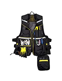 TERRA GRIT Multi Pocket Tool Vest