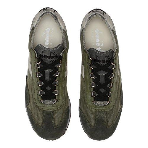 Diadora Sneaker Heritage Equipe SW Dirty Dried Herb/Fog