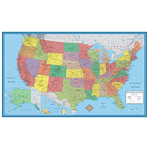 USA Maps Amazoncom - Amazon maps