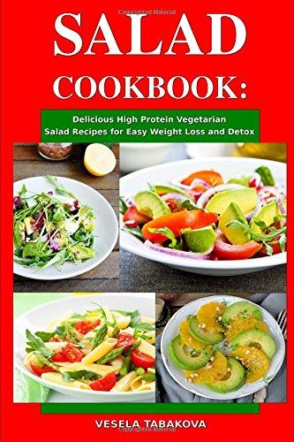 Salad Cookbook Delicious Vegetarian Superfood product image