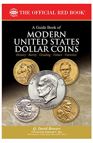 A Guide Book of Modern U.S. Dollar Coins