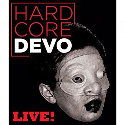 Blu-ray : Devo - Hardcore Live (Blu-ray)