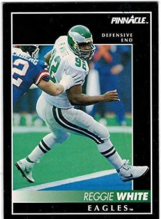 ec8674b1098 Amazon.com: 1992 Pinnacle Philadelphia Eagles Team Set with 2 Reggie White  & 2 Herschel Walker - 16 NFL Cards: Collectibles & Fine Art