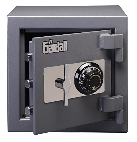 Gardall LC1414-G-C Commercial Light Duty Safe w/ Mechanical Combination Lock Grey