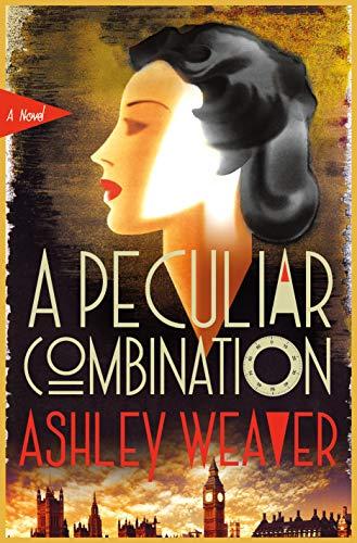 Book Cover: A Peculiar Combination: An Electra McDonnell Novel