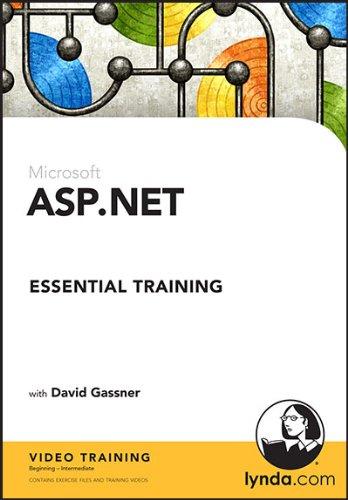Lynda - ASP.NET Essential Training