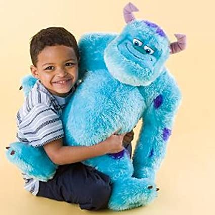 DISNEY PIXAR SULLEY de MONSTER XXL de peluche