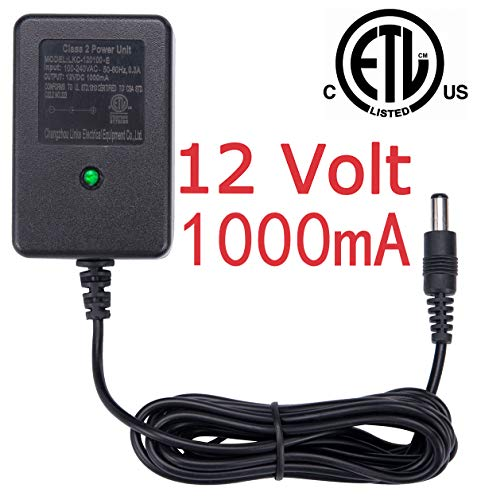 12V Charger for Kids Ride On Car,12 Volt Battery Charger for Best Choice Products SUV Car a Variety of Electric Baby Carriage Ride Toy Battery Supply Power Adapter (Toy Car Battery Charger)