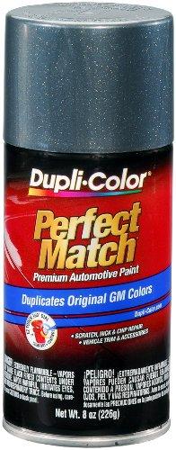 Dupli-Color BGM0536 Gunmetal Metallic General Motors Exact-Match Automotive Paint – 8 oz. Aerosol