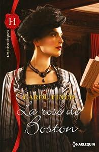 Book's Cover ofLa rose de Boston