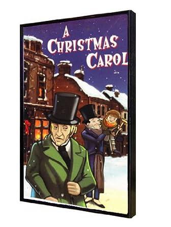 Amazon.com: A Christmas Carol (1971) Animated DVD (1972) Made for ...
