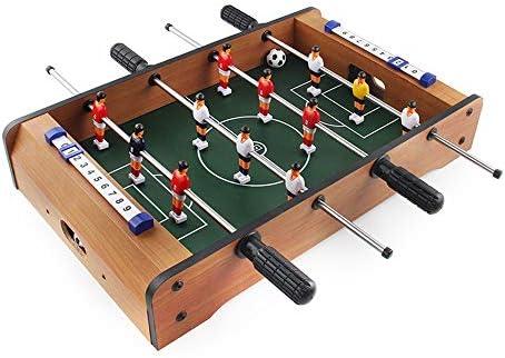 Zhengowen TO Mesa de futbolín Tableros de futbolín fútbol Mini ...
